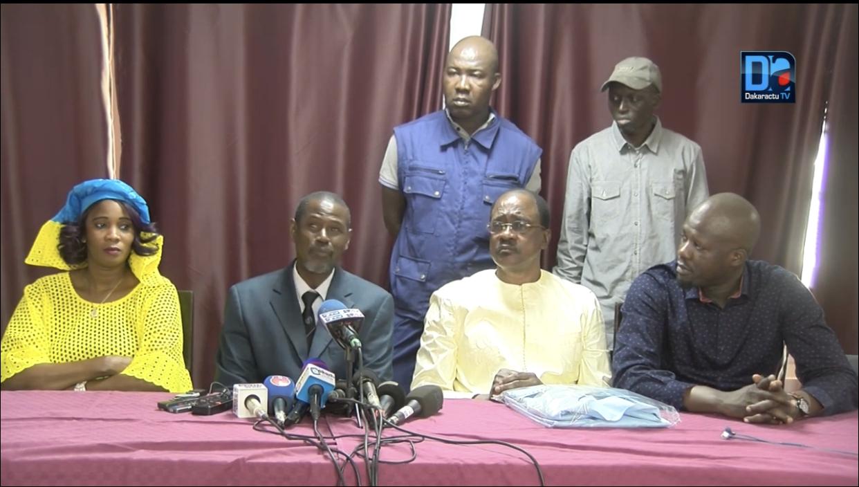 Ziguinchor : Me Madické Niang auditionné sur ses pistes de résolution du conflit en Casamance.