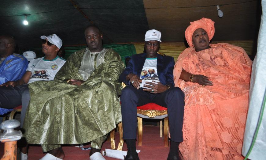 Meeting de campagne de Ass Diobé Sylla : Le Mouvement « Dolly » rassure, Benno Bokk Yaakaar assure