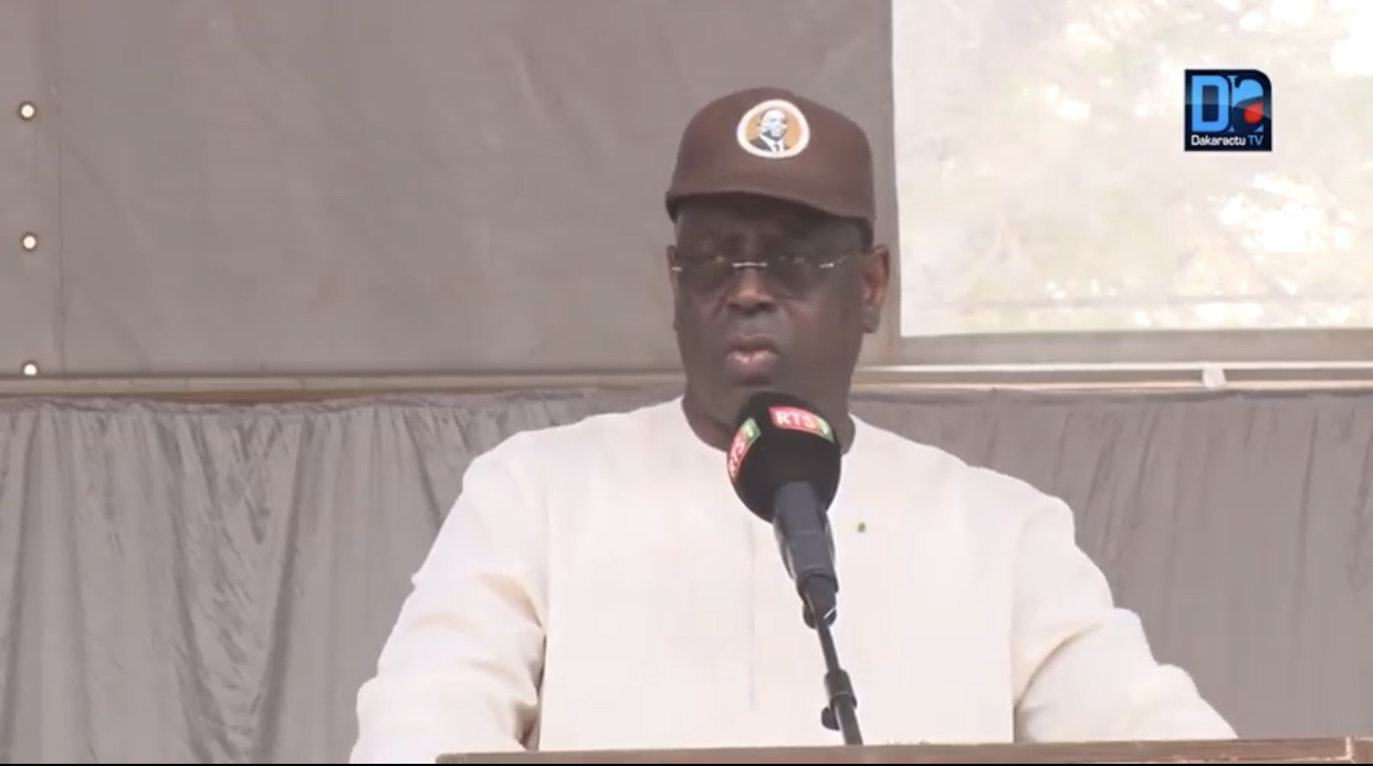 Présidentielle 2019 : Macky Sall prend Me Wade pour responsable de l'incident meurtrier à Tamba
