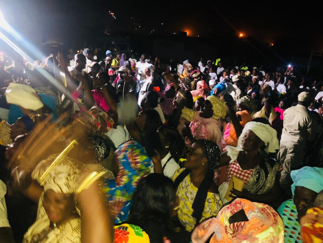 Présidentielle 2019/Rufisque :  Ismaïla Madior Fall invite la jeunesse à s'approprier du bilan reluisant de Macky Sall et à le défendre.
