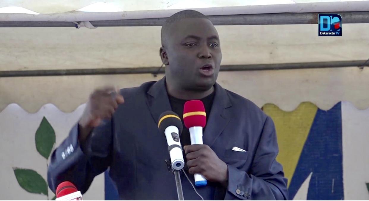"""Manko Taxawu Sénégal : quand Bamba Fall théorisait la """"candidature unique"""" autour de Idy, en janvier 2018"""
