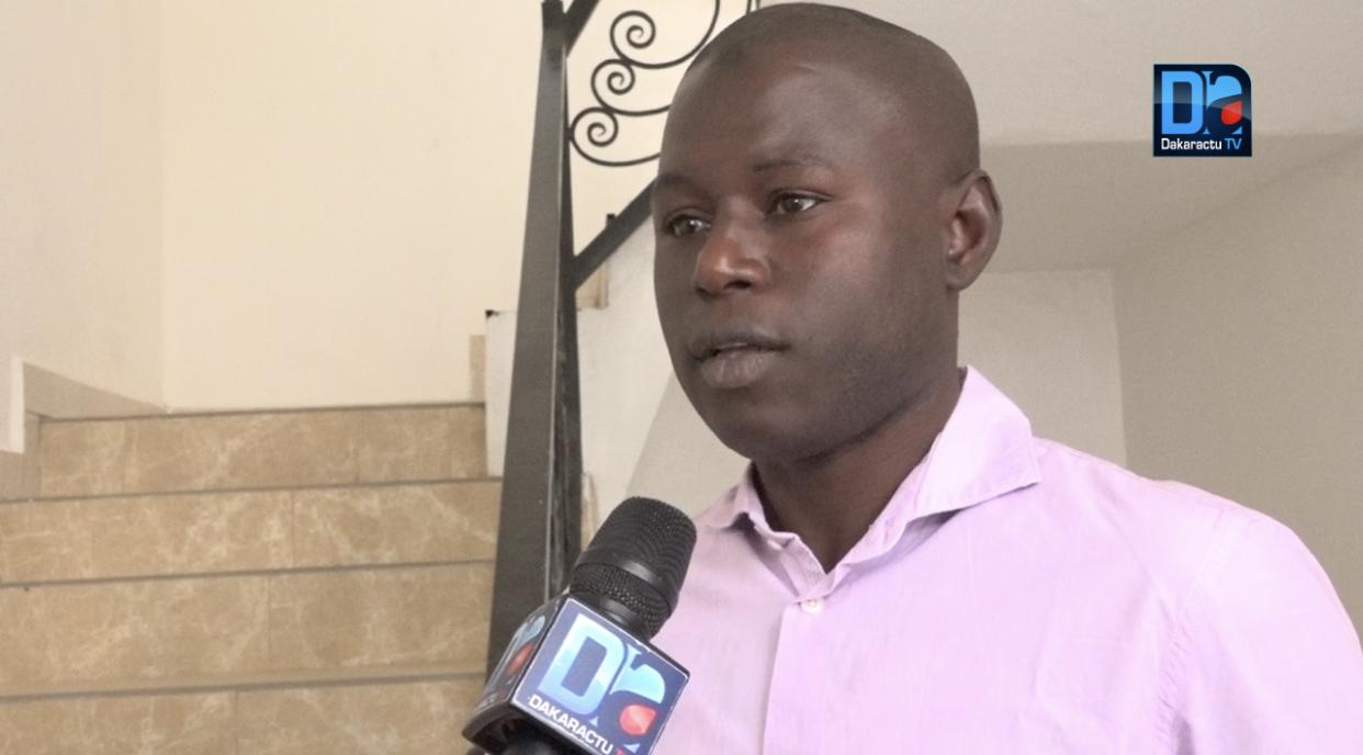 """Présidentielle 2019 / Saint-Louis : """"Ce qui s'est passé à Tamba n'honore pas notre démocratie"""" (Zahir Fall, société civile)"""
