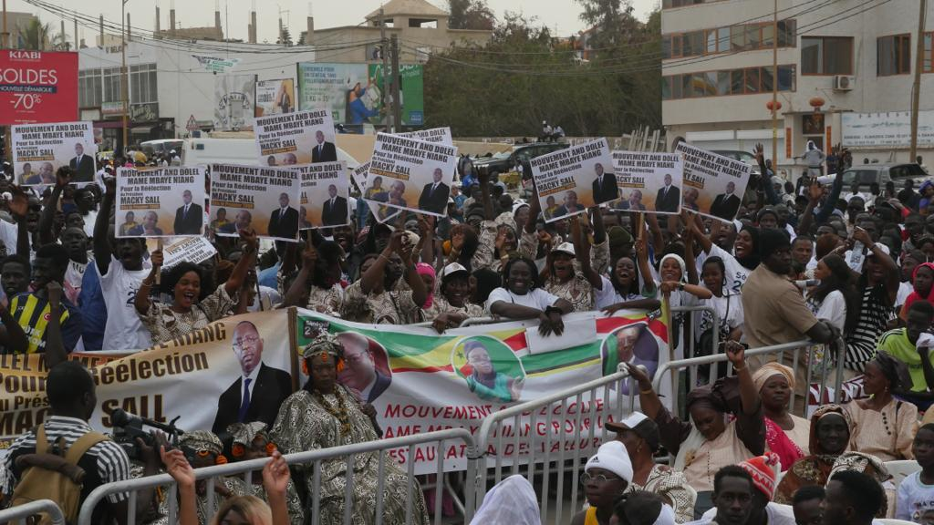 Grand rassemblement pour la réélection de Macky Sall à Ngor : Mame Mbaye Niang réussit le pari de la mobilisation (IMAGES)