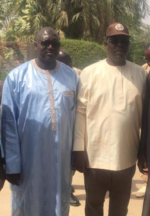 Présidentielle 2019: Baba garage se mobilise derrière  El hadji Ablaye pour un accueil triomphal du candidat Macky Sall dans le Baol