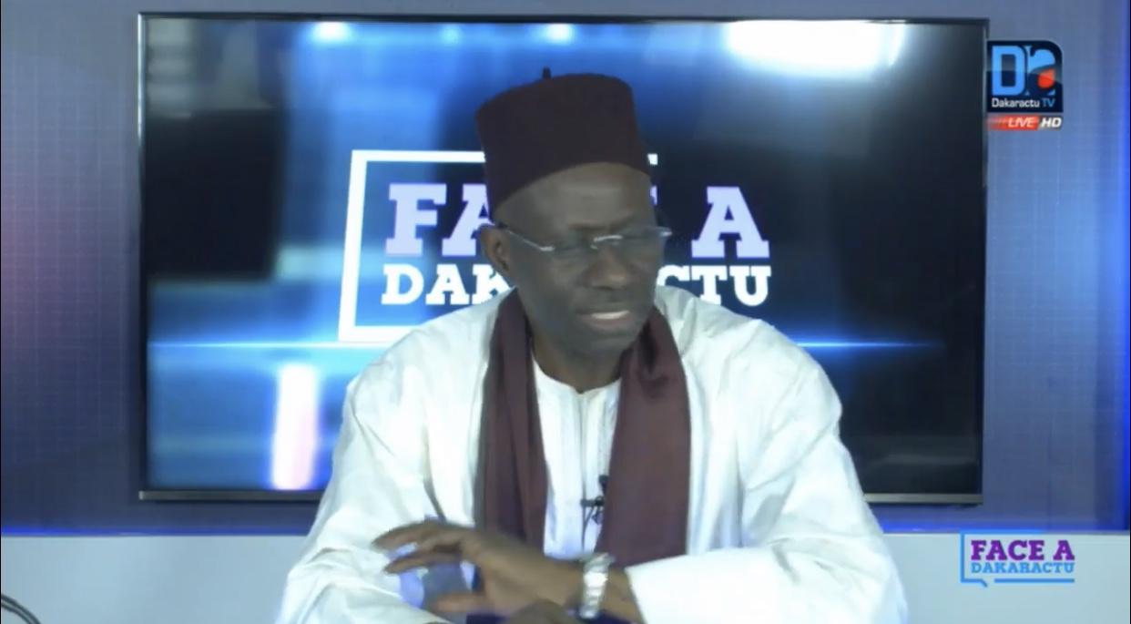 Boubacar Camara : « Sonko dérange beaucoup de candidats... Mais, pour nous, il est une solution et non un problème »