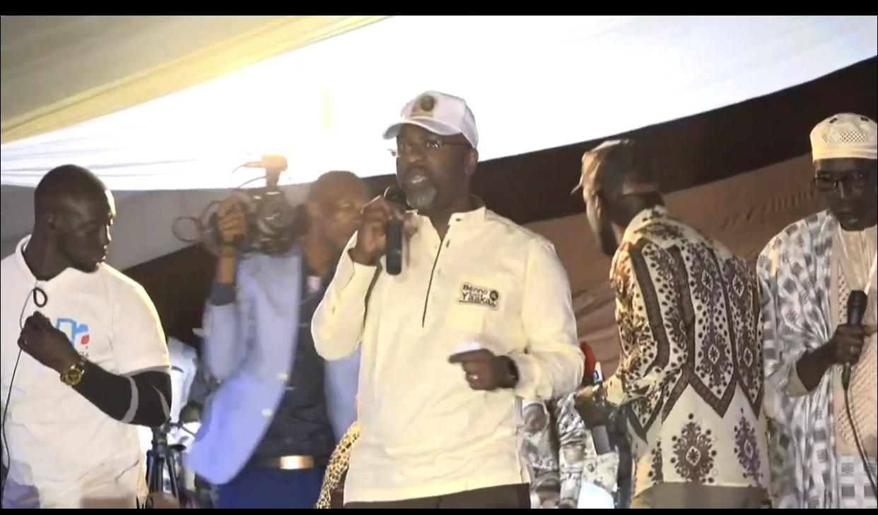 """Campagne 2019 / Cheikh Bâ réunit e Benno Bokk Médina : """" Nous devons intensifier le porte à porte, sécuriser le vote. Pour assurer une large victoire au 1e tour!"""""""
