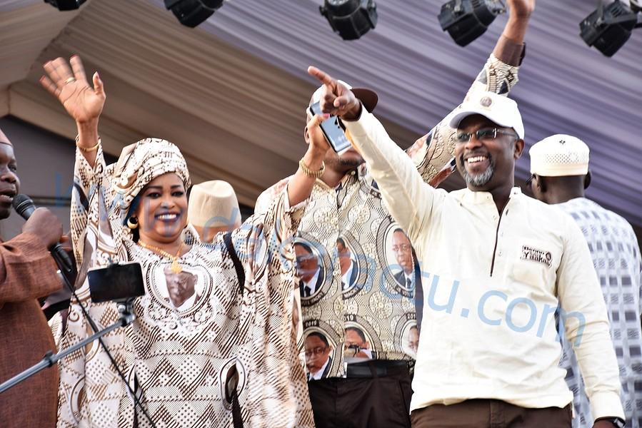 Présidentielle 2019 / Méga meeting à la Médina : Cheikh Bâ réussi le pari de la mobilisation (Les images)