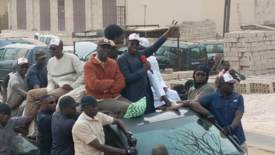 Presidentielle 2019/ Préparatifs arrivée de Macky à Pikine : La coalition présidentielle de Pikine sonne la mobilisation (Images)