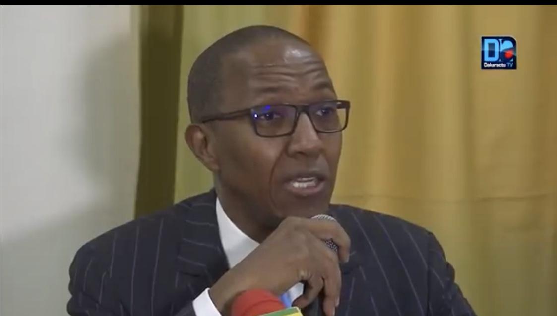 CE LAPSUS D'ABDOUL MBAYE : «Nous sommes pour le soutien du candidat Macky Sall»