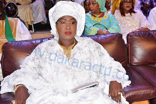"Conférence ""Daara"" Seydina Limamou Lahi : Maïmouna Ndoye Seck couverte d'éloges"