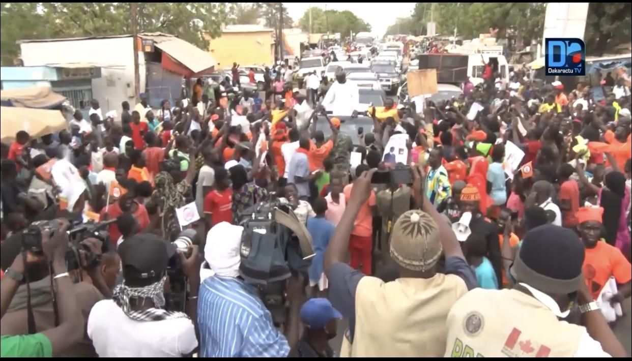 Présidentielle 2019 / Marche Orange 15ème journée : La coalition IDY2019 parcourt le Kébémer, Ngaye Mékhé, Ndande, Pékesse, Sagata, Koki...jusqu'à Dahra