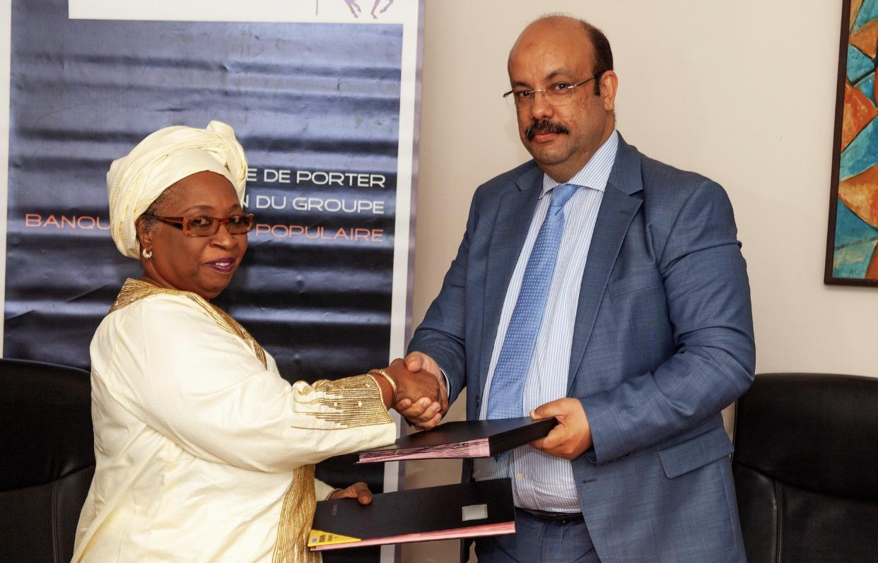 Sénégal : Banque Atlantique accompagne un programme de lutte contre le cancer.