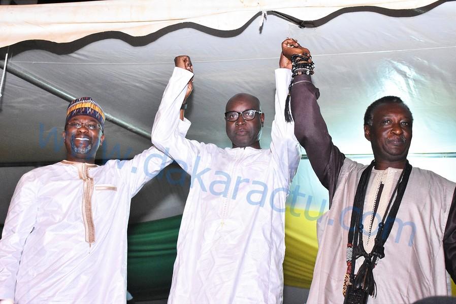 Médina: Meeting de soutien de Youssou Dial au DG Cheikh AHmed T BA pour la réelection du Président Macky dés le 1er Tour