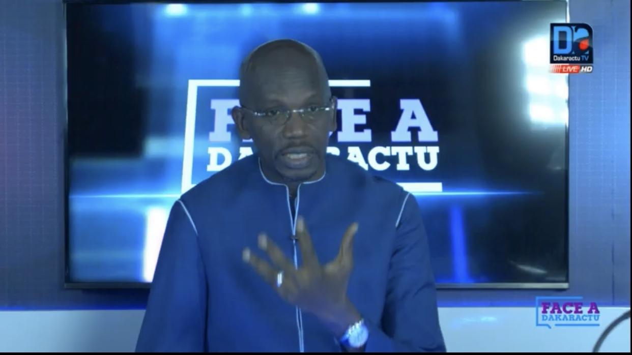 Lansana Gagny Sakho sur le Cfa : « Un type comme Sonko, il joue sur la peur des Sénégalais. Ce garçon est un danger pour le pays »