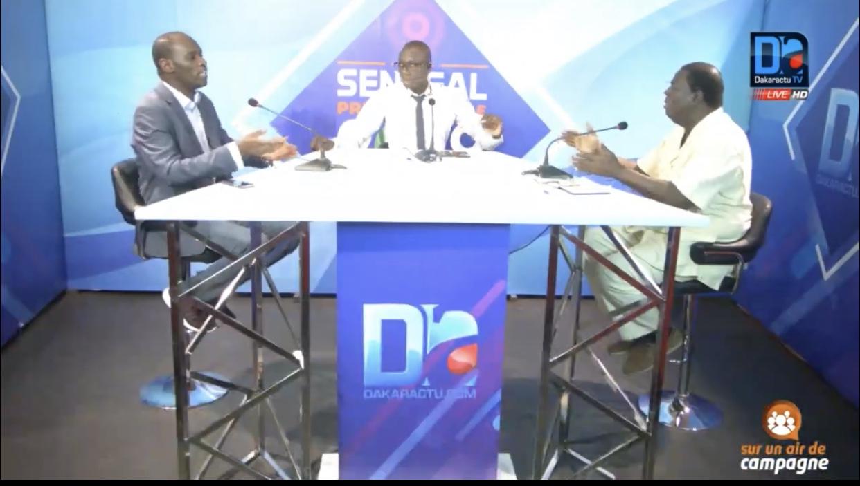 « Sur un air de Campagne » : les 500 000 emplois de Macky au cœur du débat entre Ibrahima Sène et IDY2019