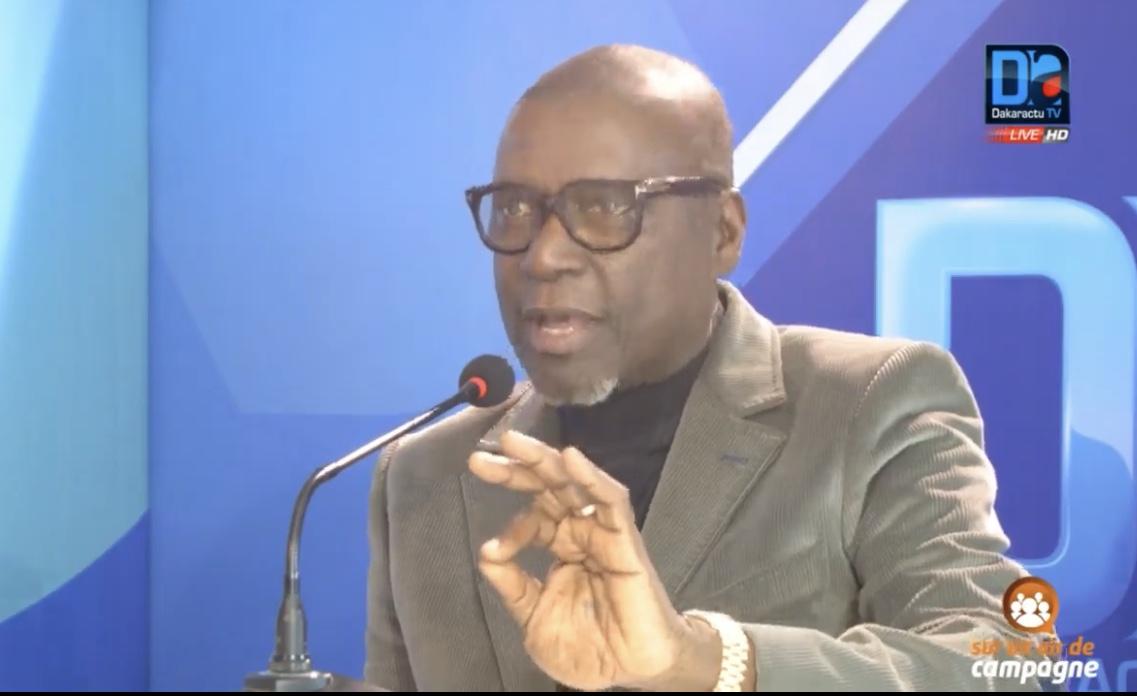 « Sur un Air de Campagne » : Atepa Goudiaby démontre comment le Sénégal peut gagner 300 milliards de dollars grâce au gaz et au fer.