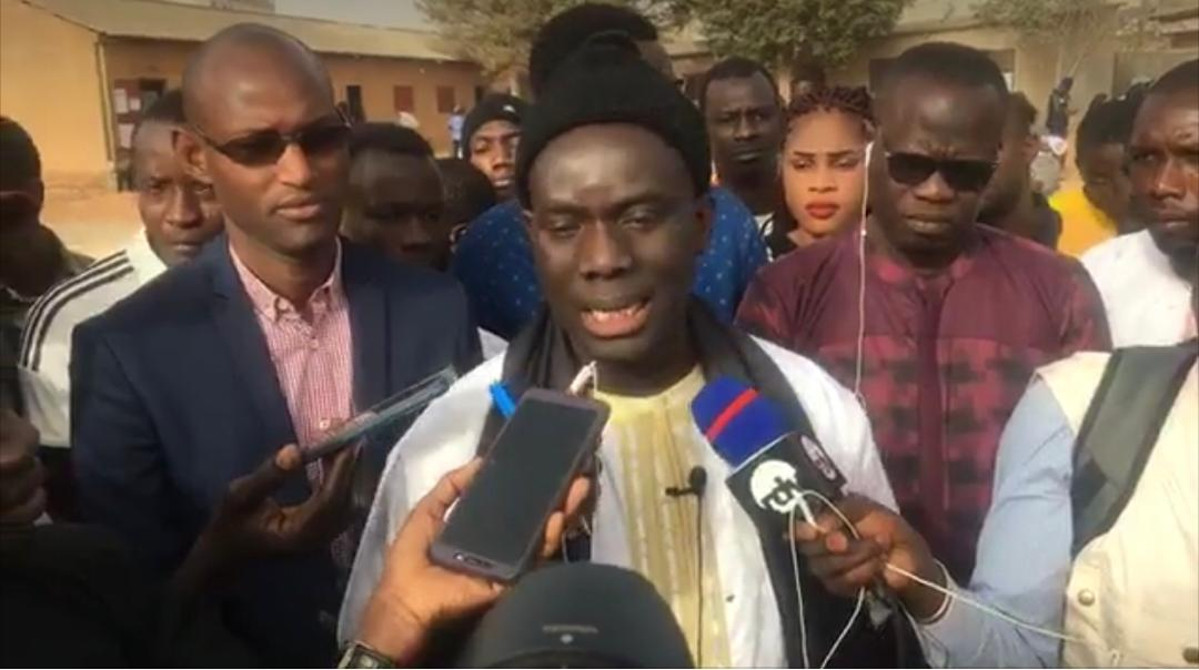 Guédiawaye : Malick Gakou salue l'affluence des populations et appelle à voter Idy2019