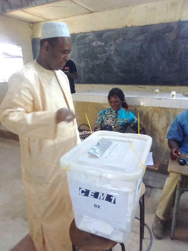 KOLDA : le scrutin se déroule normalement