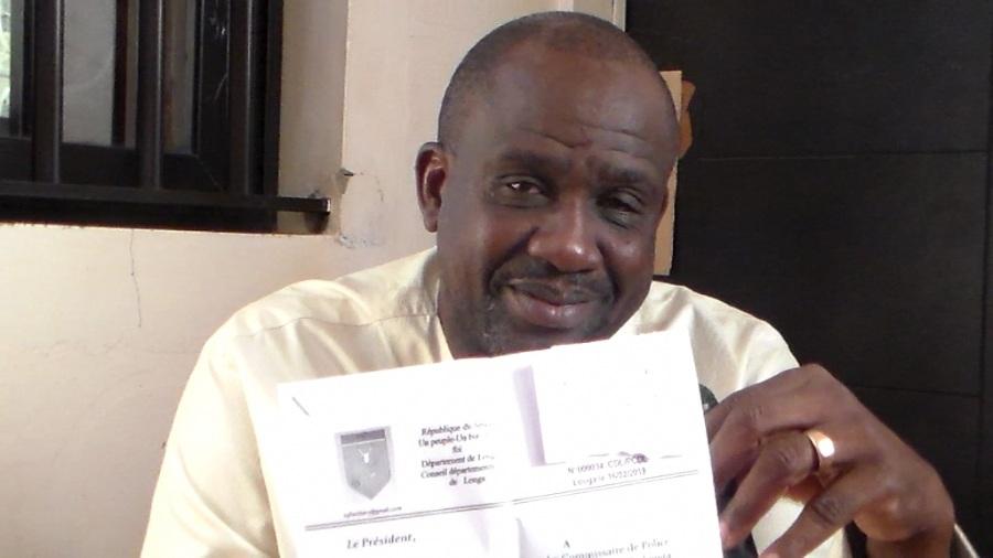 Louga : Amadou Mberry Sylla se félicite du bon déroulement du vote