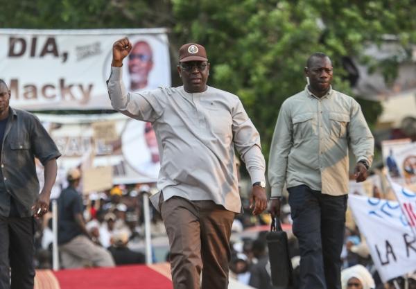Fatick / Gadiack : Macky Sall largement en tête