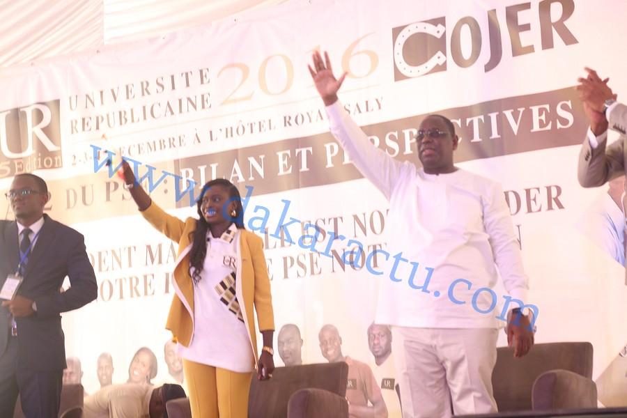 Présidentielle 2019 / Diarrère : Avec Thérèse Faye Diouf, Macky Sall lamine ses adversaires