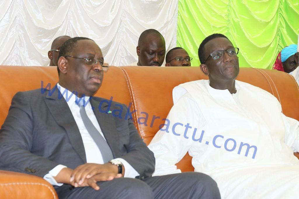 HLM Grand Médine : Amadou Bâ gagne dans son centre de vote