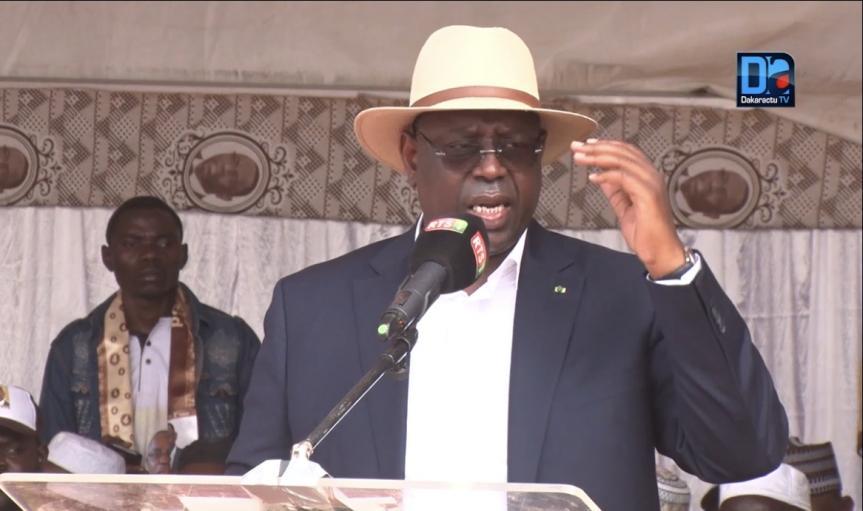 Présidentielle 2019/Rufisque : Macky remporte la commune de Sangalkam et de Rufisque Ouest.