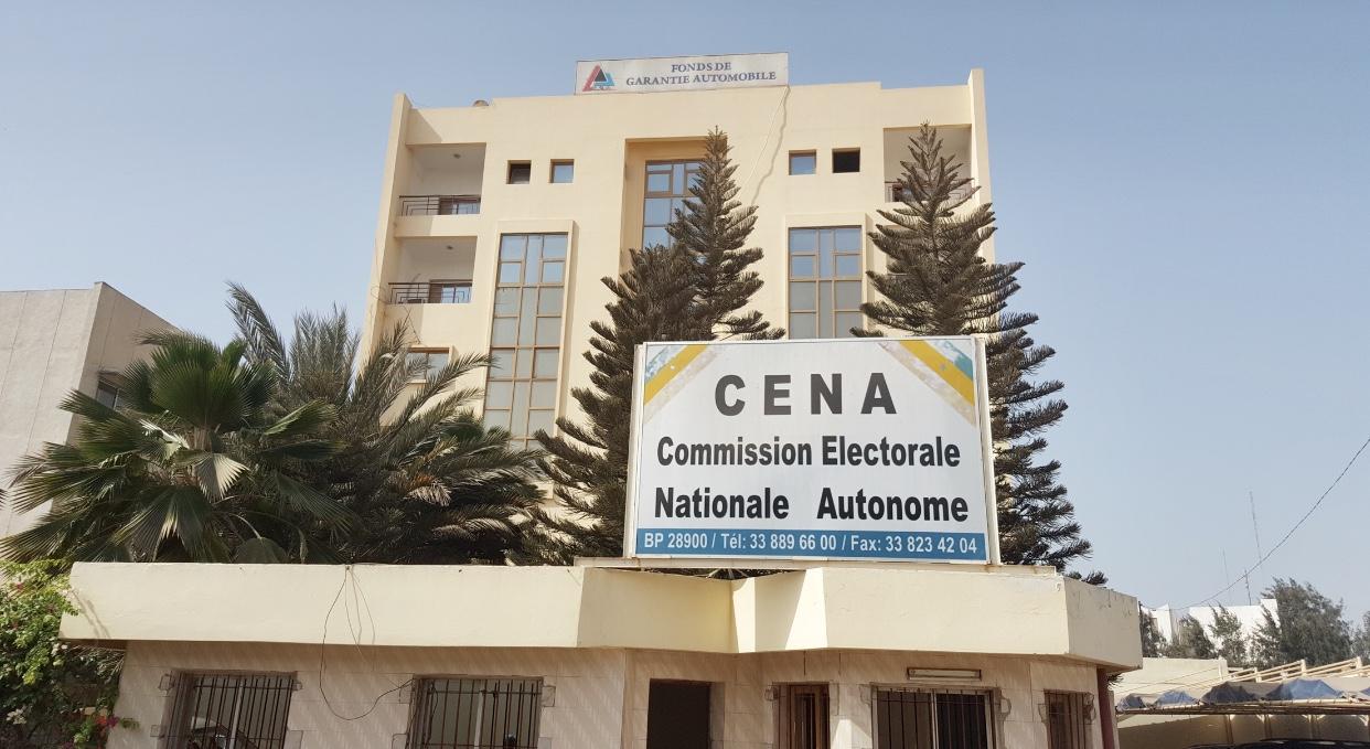Proclamation des résultats du vote : Les précisions de la CENA