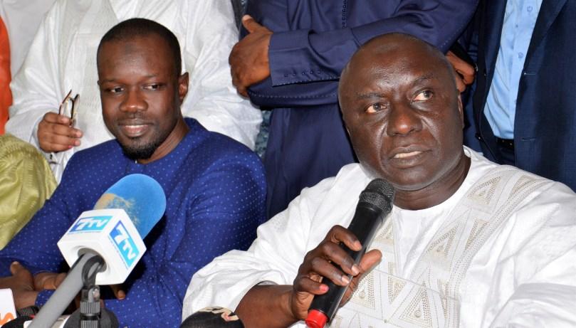 Propos désobligeants et irresponsables des candidats Idrissa Seck et Ousmane Sonko : Les Organisations des médias du Sénégal condamnent...