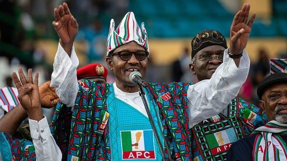 Le président du Nigeria Muhammadu Buhari réélu pour un mandat de quatre ans