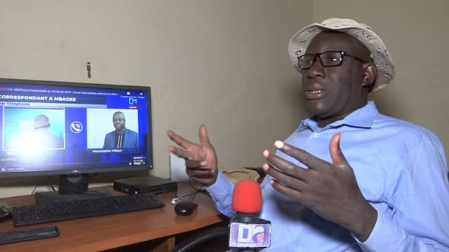 """ANGLOMA (Cabinet du Président) : """" Le Président Macky poursuivra, en cas de succès, ses chantiers à Touba et Ila'a Touba ne sera ni déviée ni détruite '"""