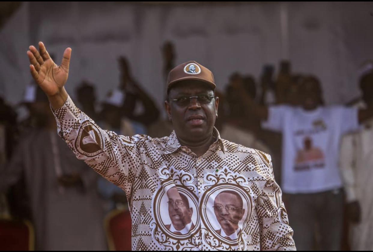 Résultats provisoires de la Présidentielle 2019 : Macky Sall en tête (58%), suivi de Idrissa Seck (20%) et Sonko (16%)