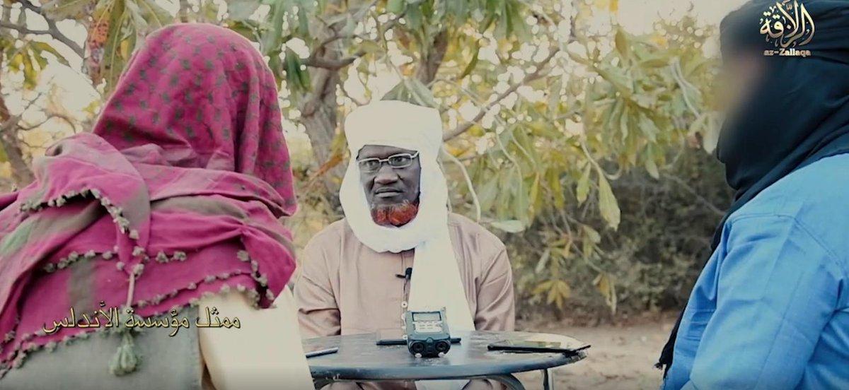 Annoncé mort par la France et le Mali : Amadou Kouffa apparaît dans une nouvelle vidéo du GSIM