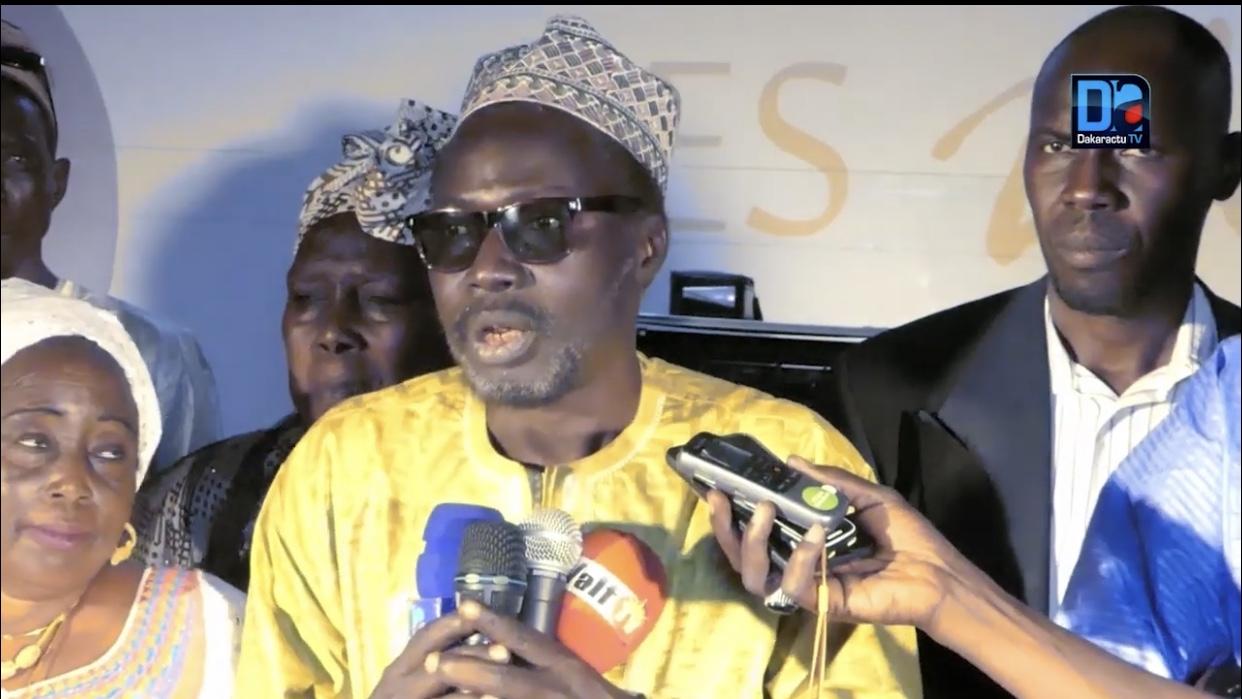 Kaolack : El Hadji Malick Guèye demande à tous les citoyens de garder la sérénité et de faire confiance aux juridictions compétentes