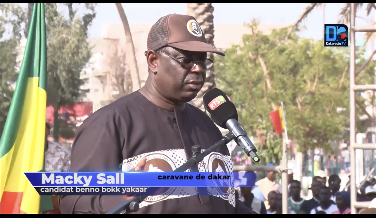 Résultats Présidentielle : Macky Sall parle lundi