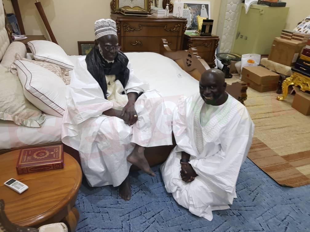 Après les résultats de la présidentielle : Idrissa Seck à Touba aujourd'hui