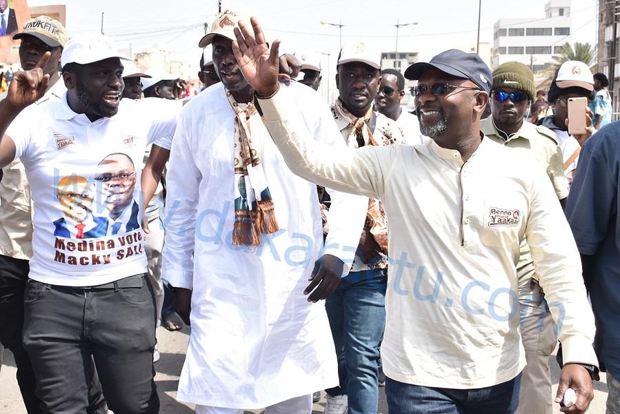 Présidentielle- Résultats: Cheikh Ahmed Tidiane BA et le Copil saluent la belle victoire du Président Macky SALL