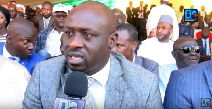 Pikine : Issakha Diop et ses camarades félicitent Macky Sall et s'érigent en bouclier contre toute velléité de subversion