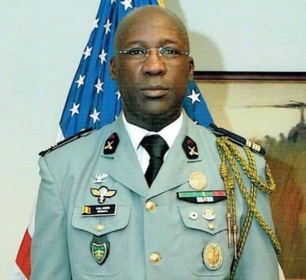 Le colonel Abdourahim Kébé secrétaire national chargé de La Défense du parti Rewmi arrêté à Saint Louis.