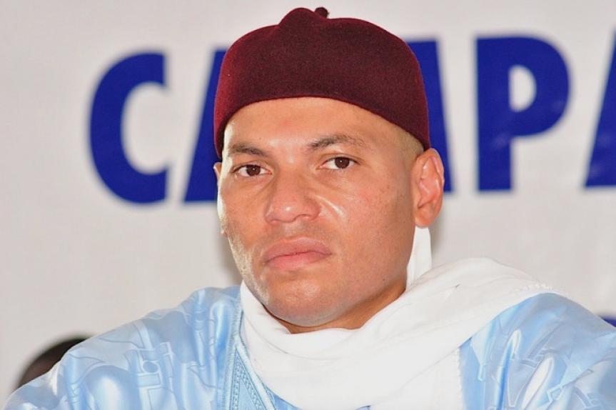 La CEDEAO « invalide » la candidature de Karim Wade
