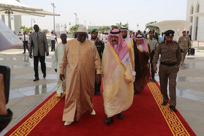 Réélection du Président Macky Sall : Le message du Roi Salman bin Abdulaziz Al-Saoud