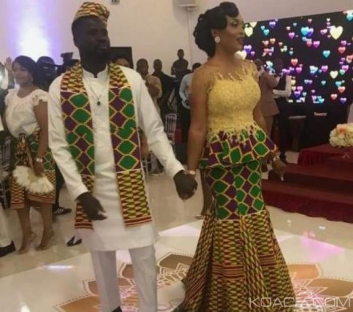 L'ancien international ivoirien Emmanuel Eboué se remarie après une traversée du désert.