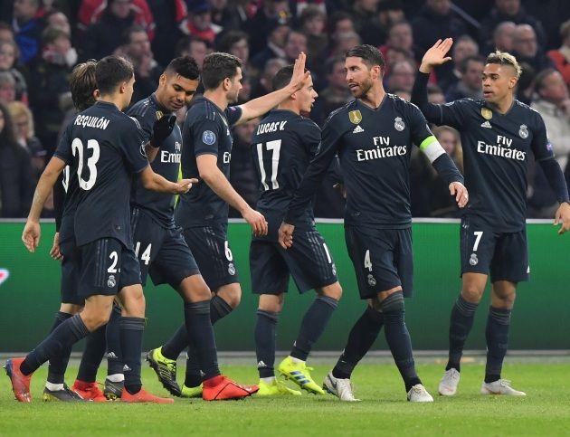 Ligue des champions 8e de finale retour / Le Real Madrid reçoit l'Ajax pour un ultime duel à Bernabeu
