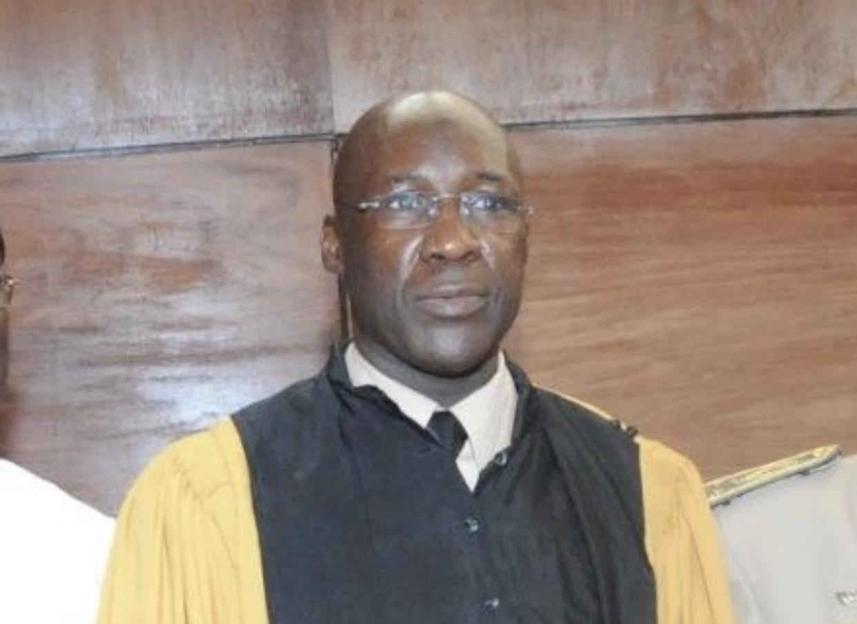 Le colonel Abdourahim Kébé placé sous contrôle judiciaire