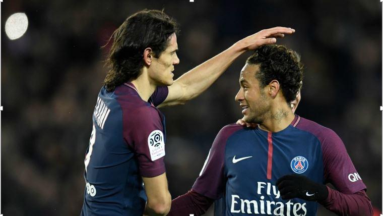 Ligue 1, les duos forts du PSG