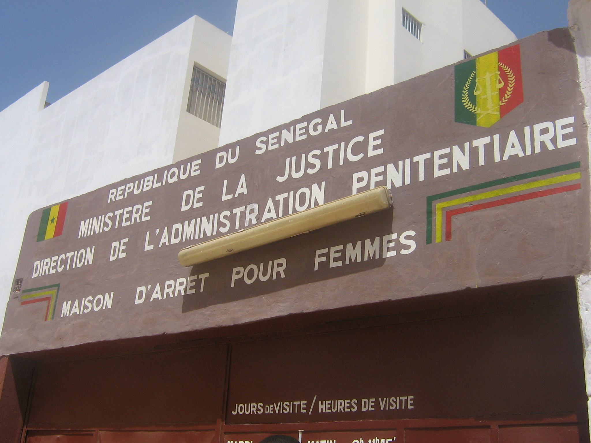 8 Mars : Les femmes de l'administration pénitentiaire plaident pour les détenues