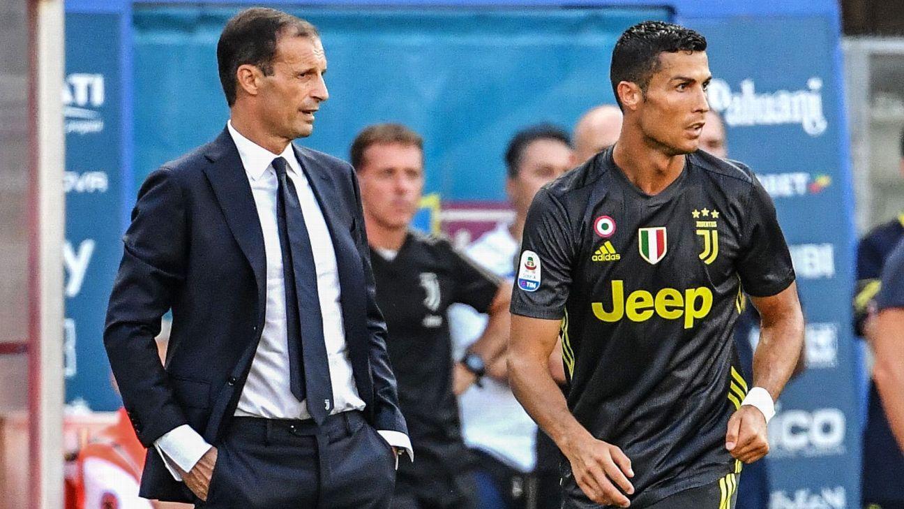 Ligue des champions : Ronaldo et Allégri préparent la « Remontada » face à l'Atletico Madrid