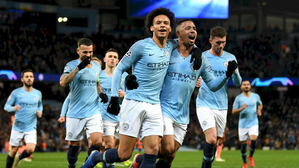 Manchester City surclasse Schalke (7-0) et rejoint les quart de la Ligue des Champions