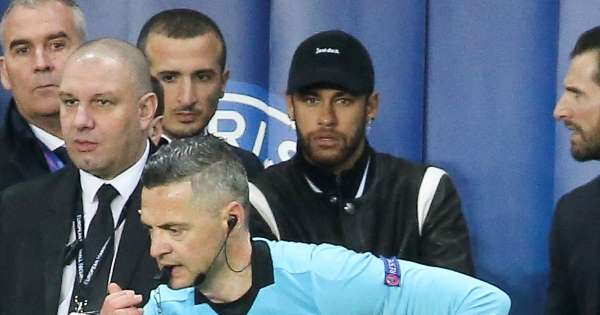 L'UEFA annonce l'ouverture d'une enquête disciplinaire contre Neymar
