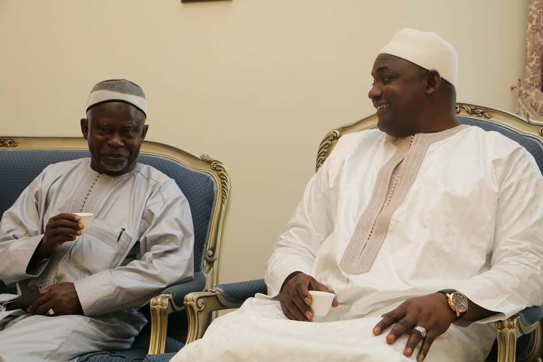 Gambie : Barrow secoue le gouvernement et se sépare de son vice-président Darboe